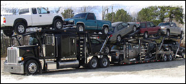 auto trailers in Tennessee